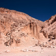 Valle de la Muerte (Death Valley), Atacama desert, Chile - Stock Photo