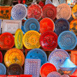 Stock Photo: Earthenware in tunisimarket