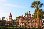 St. Augustine City Hall & Lightner Museum, Florida, USA — Stock Photo