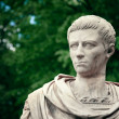 Caligula Portrait - Bust of Roman Emperor — Stock Photo