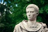 Caligula Portrait - Bust of Roman Emperor — Stock Photo