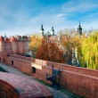 thumbnail of Fortified medieval outpost - Warsaw barbican