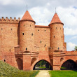 Stock Photo: Barbic- Fortified medieval outpost - Warsaw / Poland