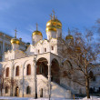 Christian Cathedral of Moscow Kremlin. Russia — Stock Photo