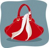 Handbag — Stock Vector