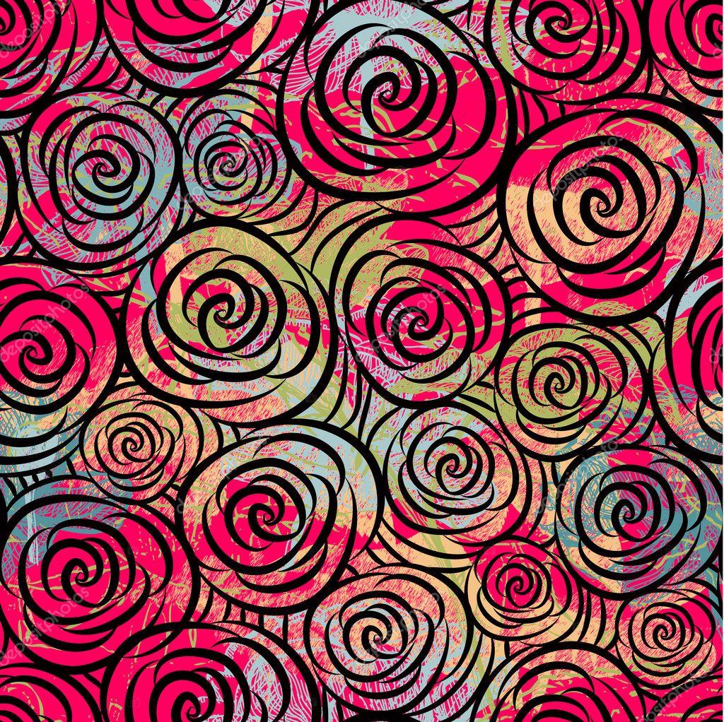 Фоны красные красивые
