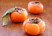 柿子 — 图库照片