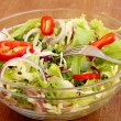 Stock Photo: Healthy Fresh Salad