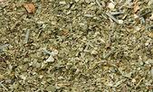 Tè verde con frutta secca — Foto Stock