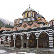 Rila Monastery in Bulgaria — Stock Photo #5333946