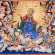 Fresco of RilMonastery in Bulgaria — Stock Photo #5333958
