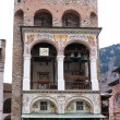 Tower in Rila Monastery, Bulgaria — Stock Photo #5333959