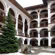 Rila Monastery in Bulgaria — Stock Photo #5333960