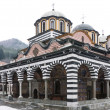Rila Monastery in Bulgaria — Stock Photo