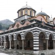Rila Monastery in Bulgaria — Stock Photo #5333973