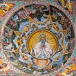 Fresco in Rila Monastery,  Bulgaria — Stock Photo