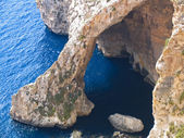 Blue Grotto, Malta — Stockfoto