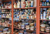 Tradition bulgarian ceramics — Stockfoto
