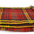 Scotch blanket — Stock Photo