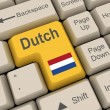 Stock Photo: Dutch key