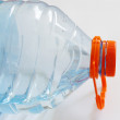 Water in bottle — Stock Photo
