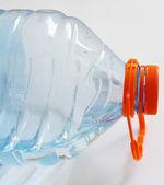 Water in bottle — Stock Photo