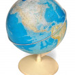 Terrestrial globe — Stock Photo #4052527