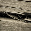 Stock Photo: Cracked wood