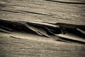 Cracked wood — Stock Photo