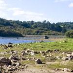 Lake landscape — Stock Photo #4888047