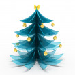 New Year tree — Stock Photo