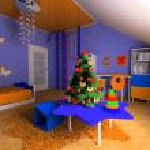 Children's room — Stock Photo