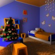 Children's room — Stock Photo #4210527
