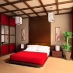 Bedroom — Stock Photo