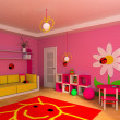 Children's room — Stock Photo #5372901