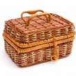 Weaving casket — Stock Photo