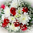 Wedding bouquet — Stockfoto #4019537
