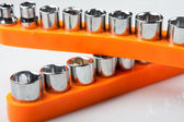 Torx socket set — Stock Photo