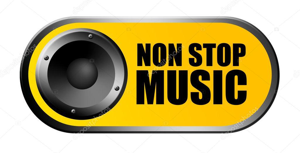 Non stop music — Stock Photo © yupiramos #5215594