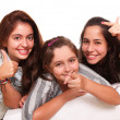 Teenagers — Foto de Stock