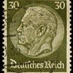 Germany Postage Stamp — Stock Photo #4124590