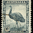 Royalty-Free Stock Photo: Australia Postage Stamp