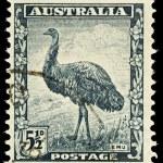 Постер, плакат: Australia Postage Stamp