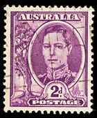 Australia Postage Stamp — Stock Photo
