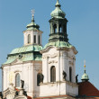 St. Nicolas church — Stock Photo