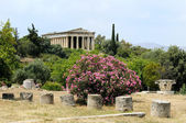 Old agora in Athens — Foto Stock