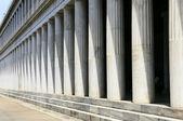 Ancient Agora — Zdjęcie stockowe