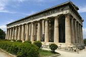 Old agora in Athens — Stock Photo