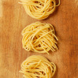 Italina pastas — Stock Photo