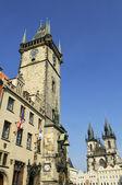 Praue architectural place — Zdjęcie stockowe